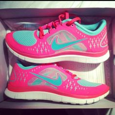 Cute gym shoes!