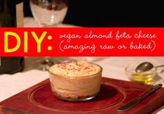 Worth trying :: Vegan Almond Feta Cheese