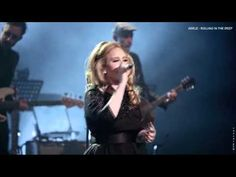 Adele- Rolling in the Deep (Live at The Royal Albert Hall)
