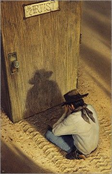 Illustration by Michael Whelan for 'The Dark Tower' by Stephen King.