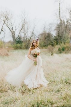 Whimsy Rustic Fall Inspiration Shoot
