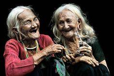 best friends- us in 80 years :) @Meredith Dean