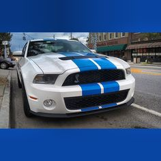 Oh My! Ford Shelby GT500 Super Cobra