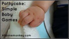 Pattycake: Simple Baby Games - Alldonemonkey.com
