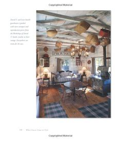 Amazon.com: Early American Country Homes: A Return to Simpler Living (9781423620938): Tim Tanner: Books