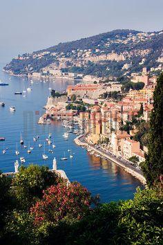 Villefranche sur Mer, Côte d'Azur