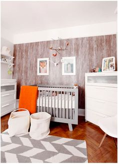 Fox Inspired Nursery via momsbestnetwork.com #mamasandpapas #dreamnursery