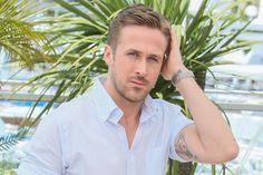 Ryan Gosling Style from Wantering. #ryangosling #mensstyle