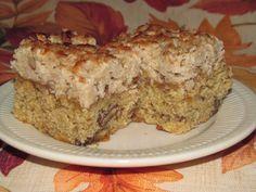 Flo's Cakes - Walnut Orange Coffee Cake