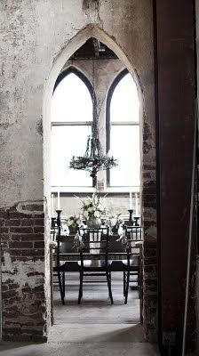 Rustic but oh so Elegant