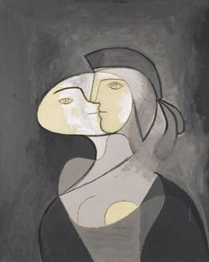 PIcasso, Marie-Thérèse, Face and Profile