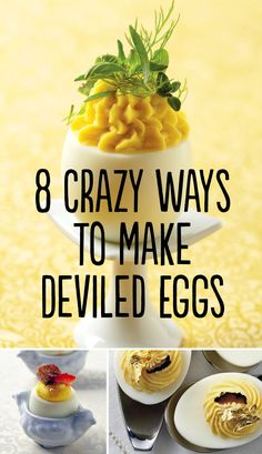 Deviled Eggs Recipes