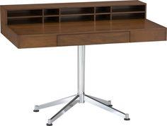 Crane Desk  | Crate and Barrel