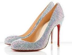 Dream wedding shoes.