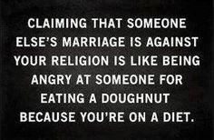 God hates doughnuts.