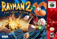 Rayman was the shit