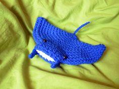 Manta Ray free crochet pattern by Pops de Milk crochet patterns, amigurumi patterns