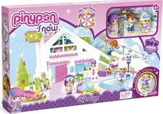 Pinypon Snow House Play Set {Review} (& Giveaway Ends 11/22)
