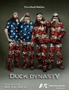 Duck Dynasty Movie Poster