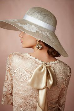 fashion, headpiec, satin, high tea, afternoon tea, veil, bow, lace dresses, hat