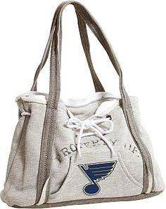 I want this bag.  Go Blues!