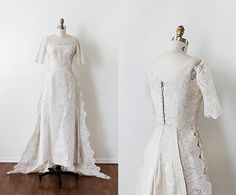 1950s dress available on Etsy // Strawberry Koi