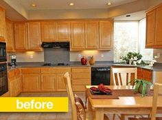 Kitchen Before & After: The 'You Don't Need To Gut the Kitchen' Makeover