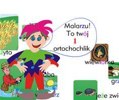 Gry dla dzieci » Ortograficzny pejzaż - Fajne gry online dla fajnych dzieci - Darmowe Zabawy we Flashu