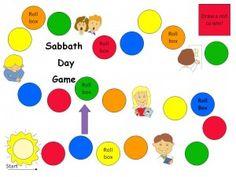 Sabbath Day Game