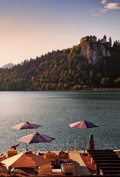Lake Bled Castle: Slovenia