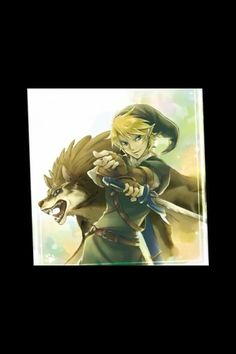 Wolf link and link