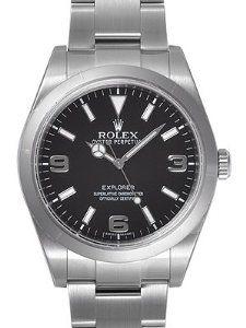 Save $55.00 - Rolex Explorer Oyster Bracelet 214270BKASO  Like, Repin, Share it  #todaydeals #ChristmasDeals #deals  #discounts #sale #Watches