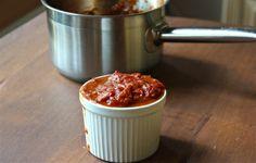 Homemade Roasted Tomato Sauce