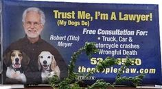 But can I trust your dogs?