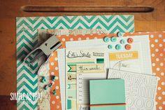 DIY Pocket Travel Journal Tutorial