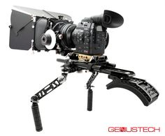 Win a New Genustech Camera Rig by Simply Naming It