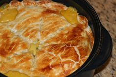 Pampered Chef Rockcrok Recipes Rockcrok chicken pot pie