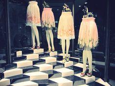 flame skirt