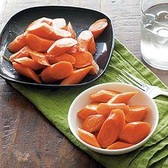 Honey-Orange Carrots | MyRecipes.com