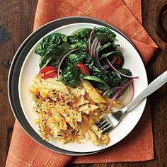 Baked Mac and Cheese | MyRecipes.com #myplate #grain