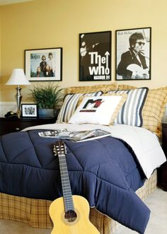 Great room for a teenage boy