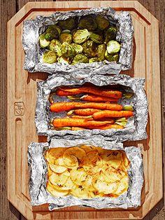 Guy Fieri's Grilled Veggies