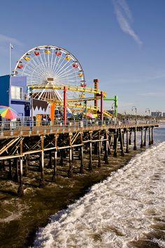 Santa Monica Pier-