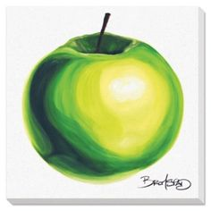 David Bromstad 'An Apple A Day' Artwork