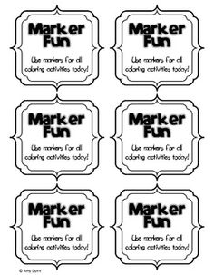 33 Classroom Reward Coupons! Brain Break ideas included too {for use with 2 coupons}.