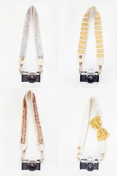 :) If someone would like to get me a present, I would love to have a cool new strap for my camera!