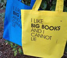 Big ol books