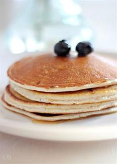 10 Ingenious & Healthy Pancake Recipes that Won't Clog Your Gut: Healthy Protein Pancake