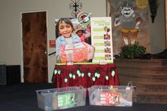 VBS with Operation Christmas Child Ideas