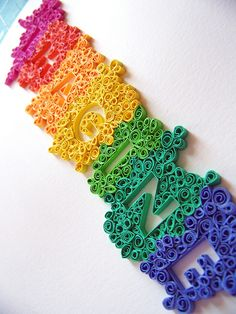 quilling madness!